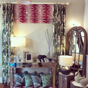 Sanderson Glasshouse Collection